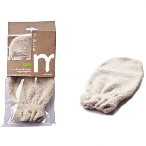 Bio Wash Glove | Soft Organic Cotton Wash Mitt | Simply Naturale